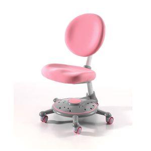 CHAISE DE BUREAU Chaise de bureau enfant rose - LUFFY