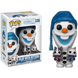 FIGURINE DE JEU Figurine Funko Pop! La Reine des Neiges: Olaf et 2