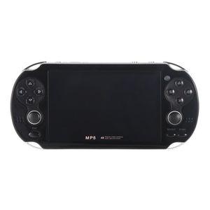 JEU PSP 4,3 pouces écran portatif double manette de jeu co