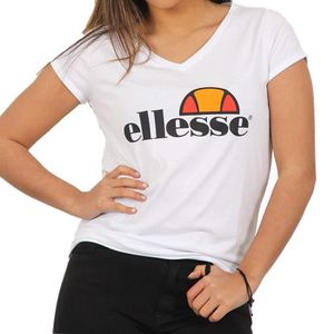 T-SHIRT T-shirt Ellesse 2018 SAS03822 Blanc.