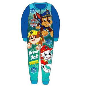 PYJAMA Pyjama polaire PAT PATROUILLE combinaison grenouil