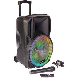 ENCEINTE ET RETOUR PARTY LIGHT & SOUND 15-6115PLS Enceinte portable 1