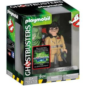 UNIVERS MINIATURE PLAYMOBIL 70173 - Ghostbusters™ - Edition Collecto