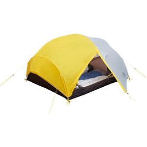 TENTE DE CAMPING The North Face Triarch 3 - Tente - jaune/gris