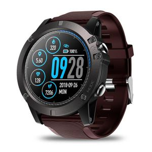 MONTRE CONNECTÉE Smartwatch ZEBLAZE VIBE 3 PRO Rouge, Montre Connec