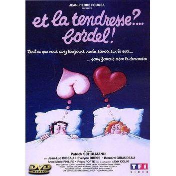 DVD Et la tendresse?... bordel!