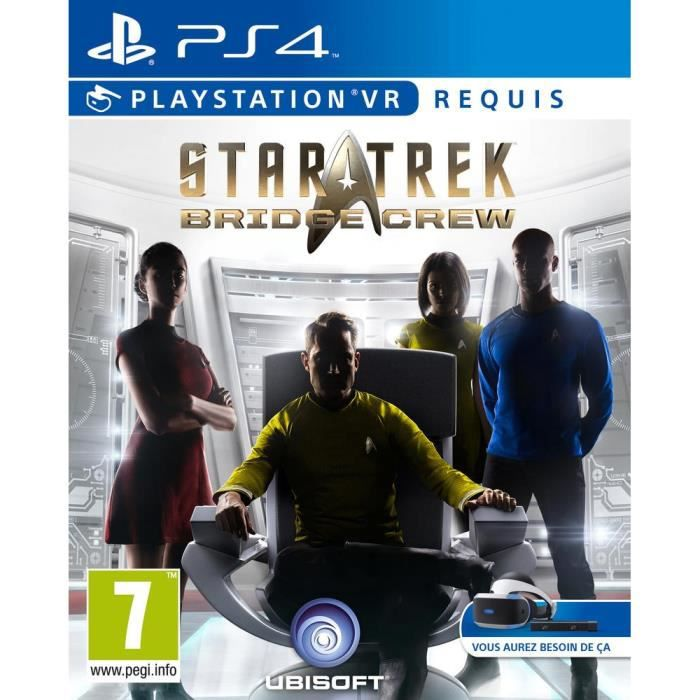 Star Trek : Bridge Crew VR