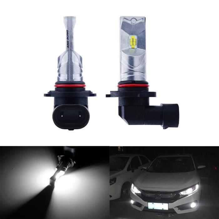 2x HB4 9006 CSP 10W LED Phares Antibrouillard Blanc Ampoules Pour VW Passat 3C B6 BMW E90 E91 E46 E83