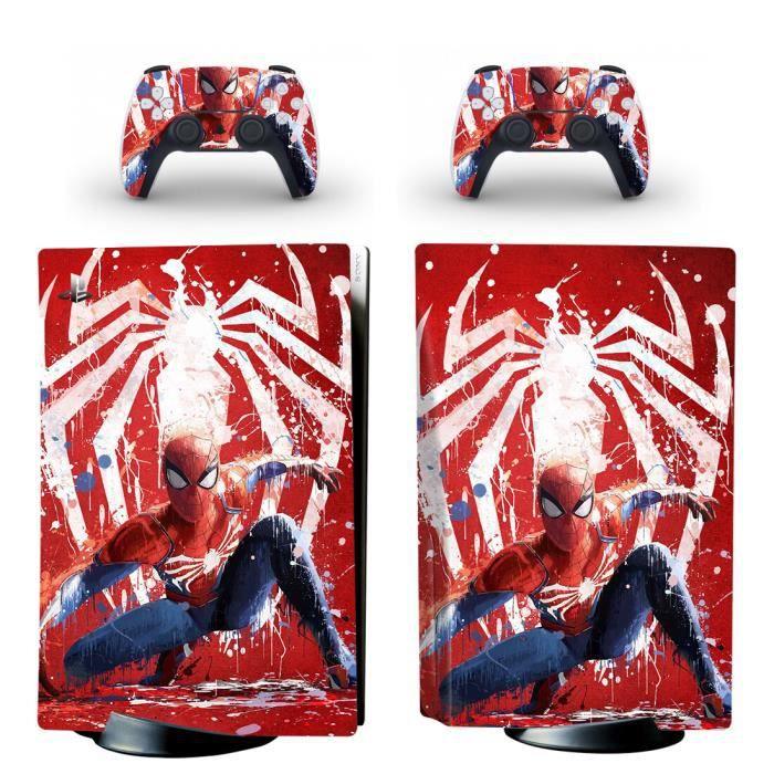Monster Hunter World Iceborne PS5 Sticker Skin Peau d'autocollant de protection pour PS5 Playstation 5 Console et 2 contrôleurs 10