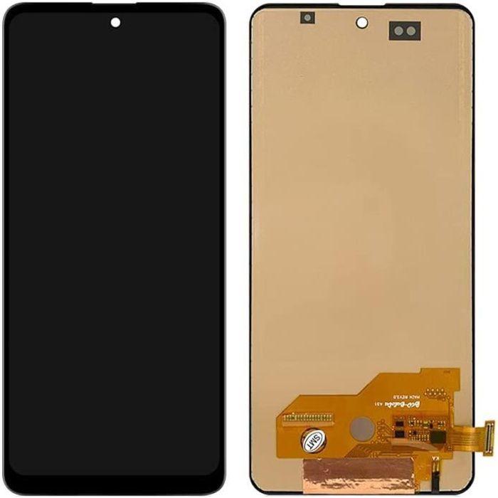 Ecran pour Samsung Galaxy A51 SM-A515F Vitre Tactile LCD Assemblé (sans Châssis) Pas de l'empreinte Digitale sous l'écran Remplaceme