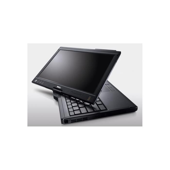 Dell Latitude XT2 2Go 80Go