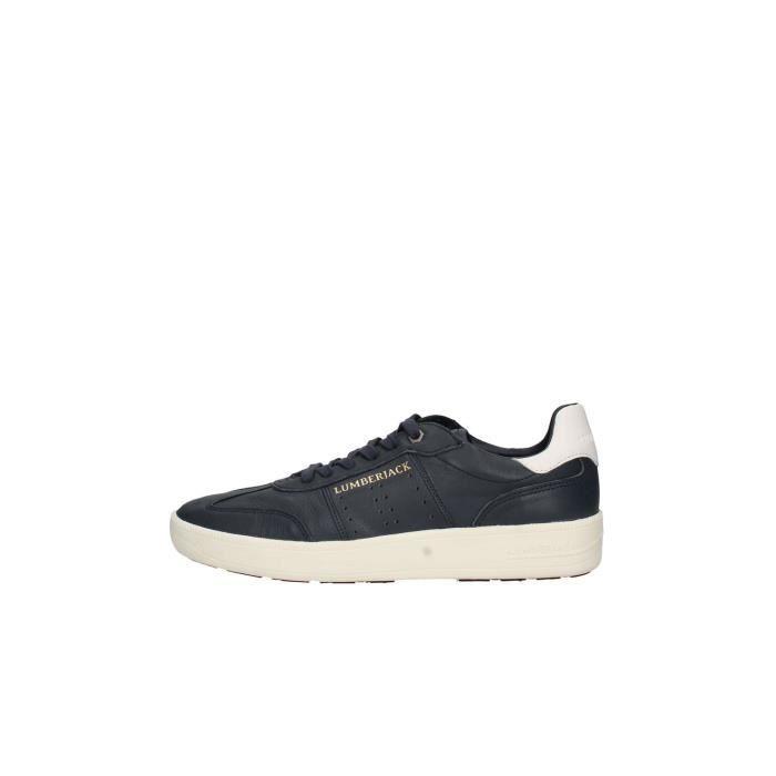 Lumberjack Sm59005-001b38 chaussures de tennis Homme bleu