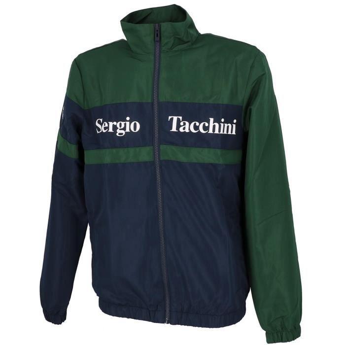 Vestes de survêtements tracktops Foza nv vrt tracktop - Sergio tacchini
