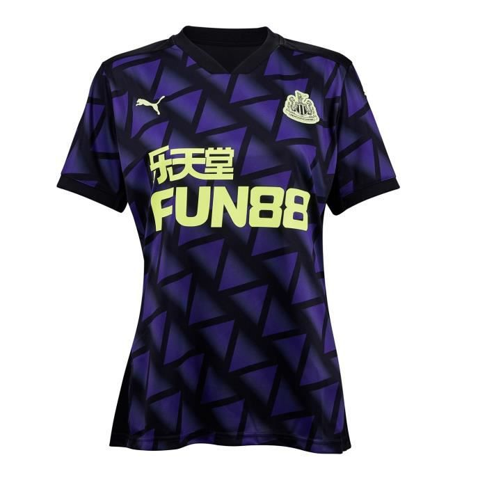 Puma Newcastle United Maillot De Football Troisième Équipe 2020 2021 Femmes