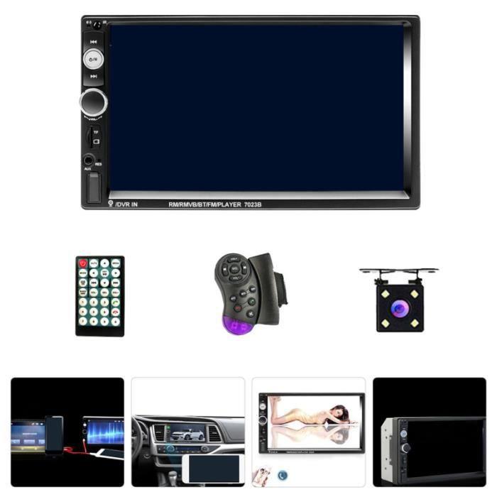 1 Set utile lecteur vidéo multimédia de voiture professionnelle autoradio car audio