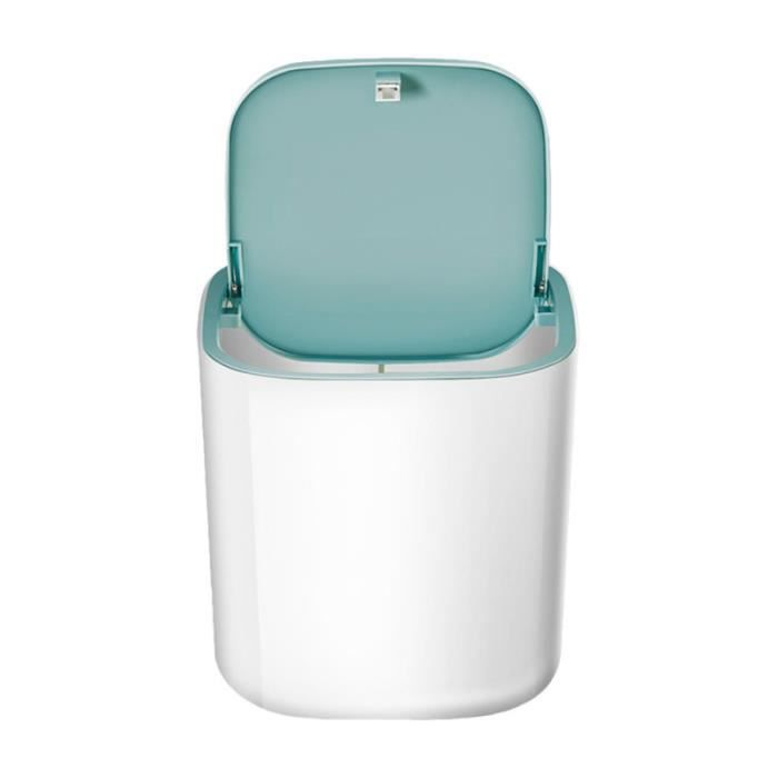1pc Household Portable Mini Washing Machine Strong Turbine Clothes Tool Washer (with Blue) LAVE-LINGE