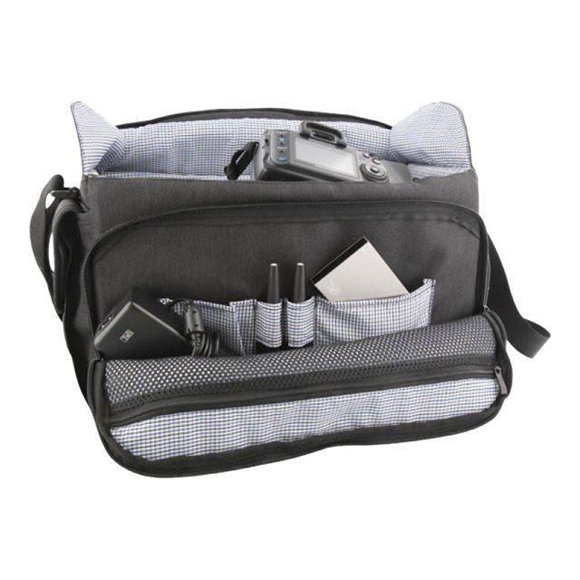 Sacoche fourre-tout avec mousse haute densité pour protéger votre appareil. Son design lui confère un look chic et tendance. 1 p...