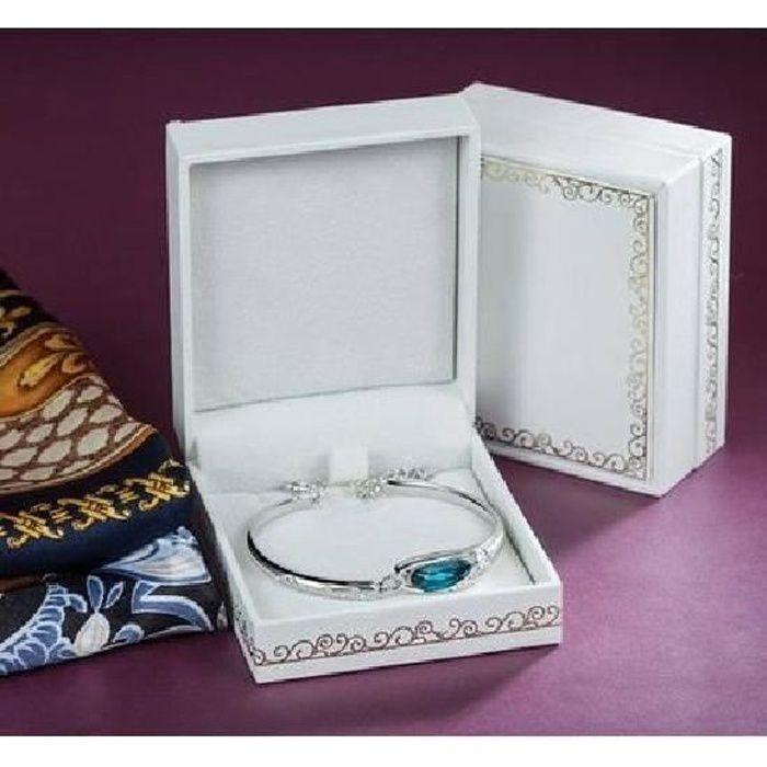 Parure petites perles turquoise et doré,Finition Métal Doré,Sans Nickel N°351