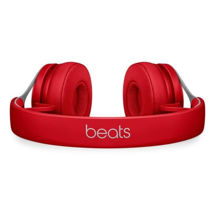 BEATS EP Rouge - Casque Audio Avec Micro