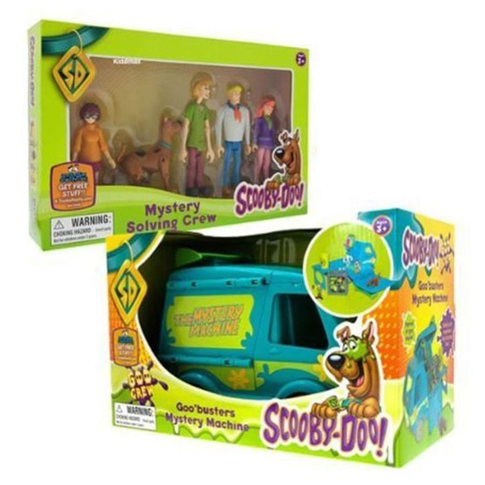 jouets scooby doo achat vente jeux et jouets scooby. Black Bedroom Furniture Sets. Home Design Ideas