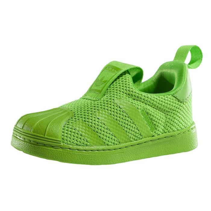 adidas Unisex-Kinder Chaussures / Baskets Superstar 360 SC