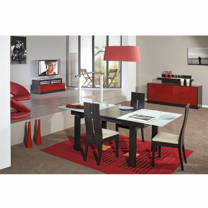 Tables extensibles achat vente tables extensibles pas for Table salle a manger wenge but