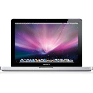 PC Portable MacBook Pro 13 Pouces A1278 Intel Core i5 2011 pas cher