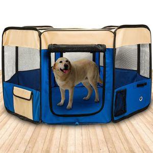 PARC BIGWING Parc chien Chat Lapin Utiliser à l'intérie