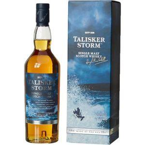 WHISKY BOURBON SCOTCH Talisker Storm - Highlands-skye Single Malt Scotch