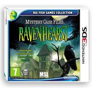 JEU 3DS Mystery Case Files: Ravenhearst 3DS