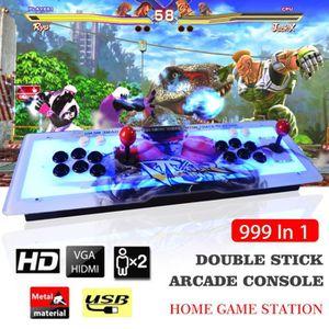 CONSOLE RÉTRO Pandora's Box 5S 999 En 1 Jeux Vidéo Console Rétro