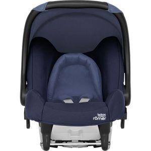SIÈGE AUTO BRITAX RÖMER BABY SAFE siège auto Gr 0+ -Bleu