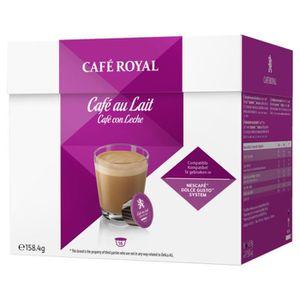 CAFÉ Café Royal Café Au Lait Compatible Dolce Gusto (lo