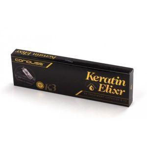 FER A LISSER Boîte doses Elixir Kératin X 12 pièces