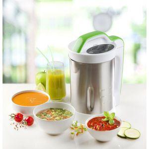 BLENDER DOMO DO499BL Blender chauffant Soup Maker – Inox e