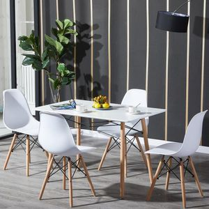 TABLE DE CUISINE  Dora Household Moderne ensemble table de Salle à M
