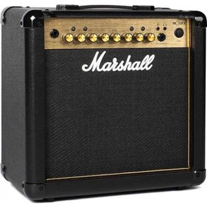 AMPLIFICATEUR Marshall MG15 Gold avec effets 15 Watts - Ampli gu
