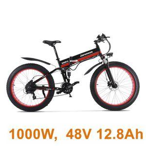 VÉLO PLIANT Vélo électrique pliant de 26 pouces, moteur puissa