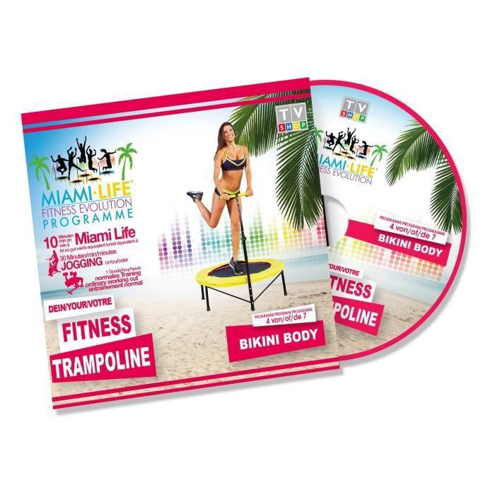 Miami Life Fitness Evolution Bikini Body Special DVD en la 7Â DVD Edition Spéciale