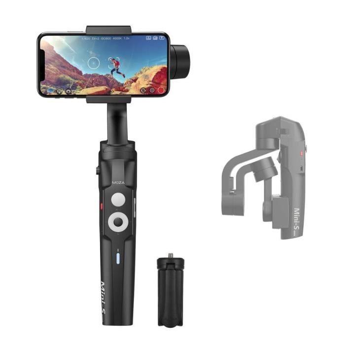 Accessoires Photo,MOZA – MINI S p3 stabilisateur de caméra à cardan portatif, pour Smartphone iPhone X 11 - Type Mini S Standard