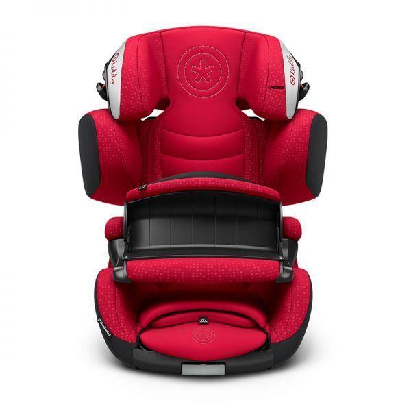 KIDDY Siège auto Guardianfix 3 - Bébé mixte - Rouge bonbon