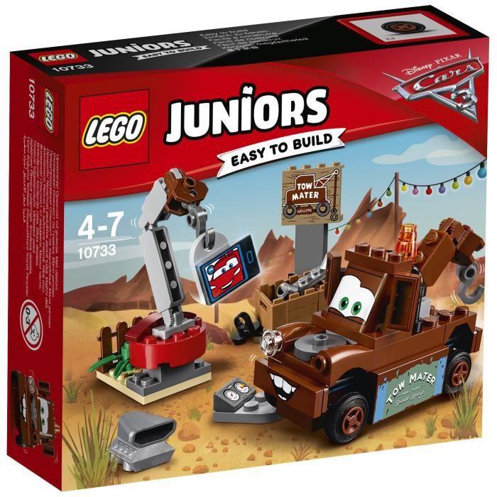 LEGO® Juniors Cars 3 10733 La Casse de Martin