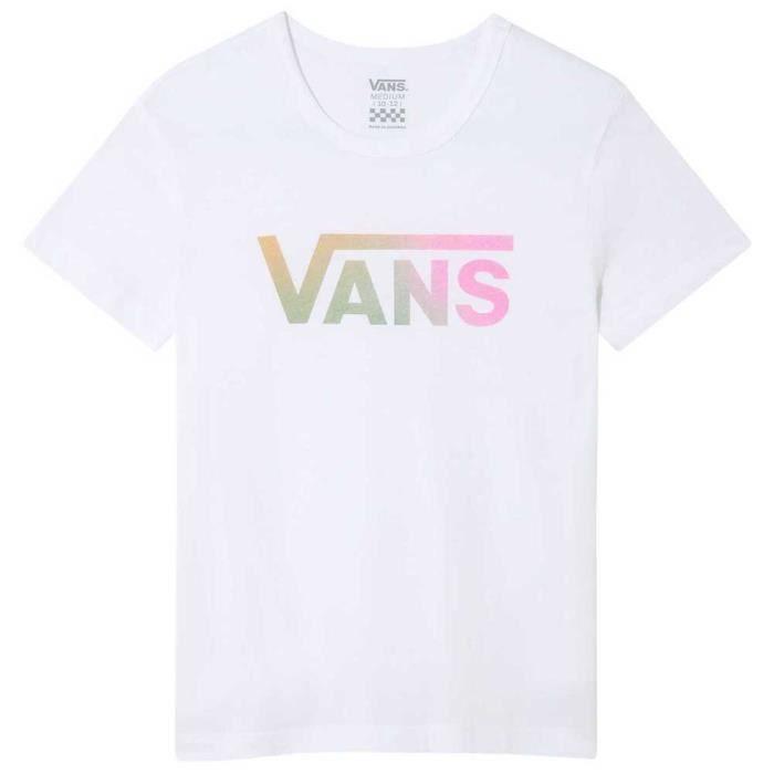 Vêtements fille T-Shirts Vans Aura Baby