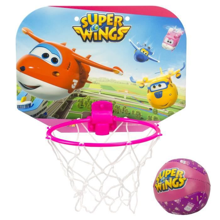 SUPER WINGS Fille Mini Basket