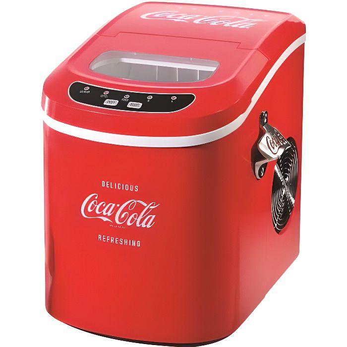 SIMEO CC500 Machine à glaçons Coca