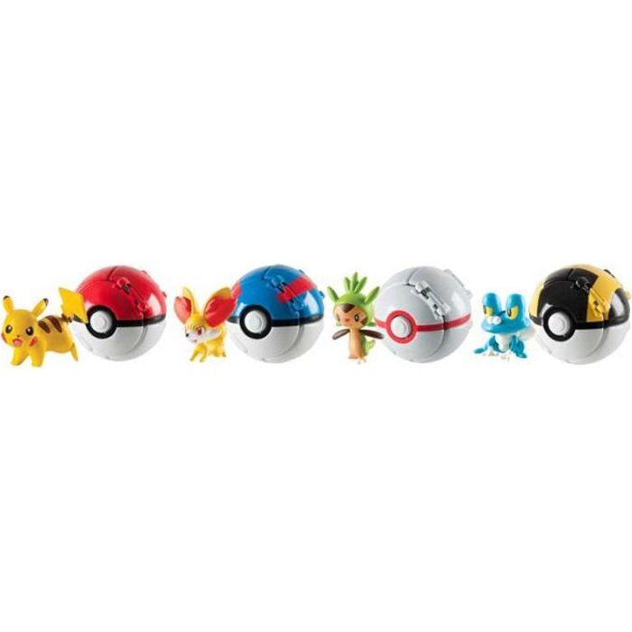 POKEMON Throw'n Pop Poké BallModèle aléatoire