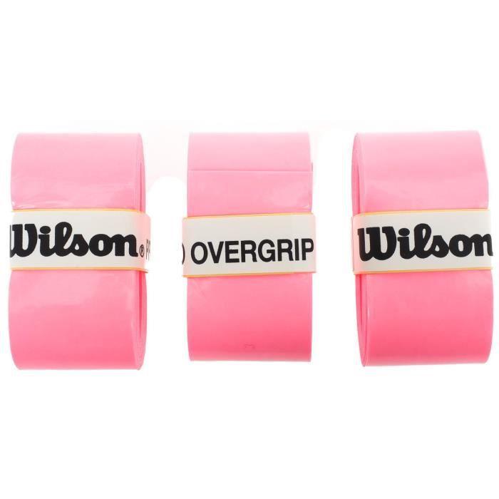 Surgrip raquette de tennis Pro over surgrip pink - Wilson