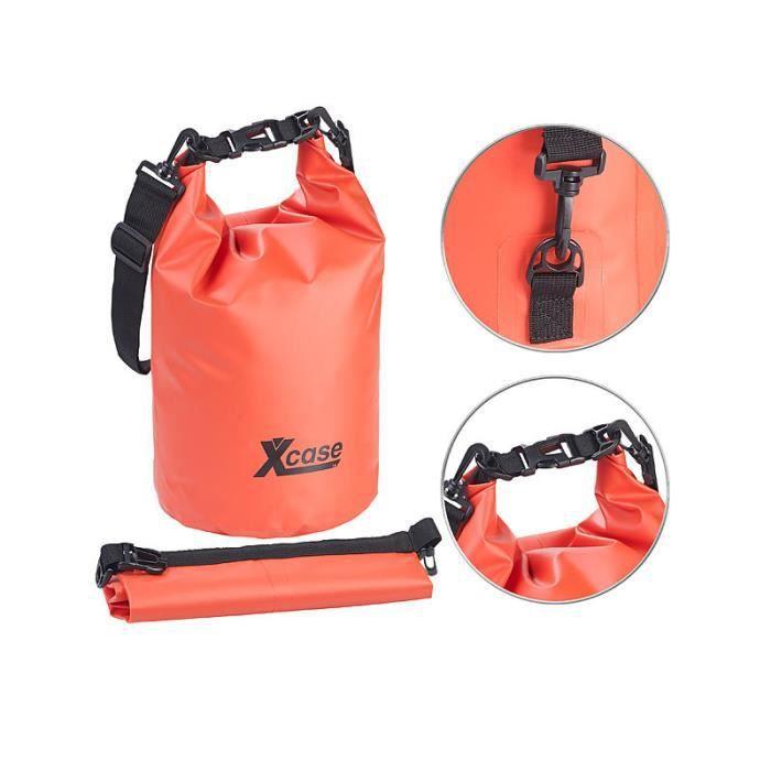 XCase Orange 5 L Sac polochon /étanche