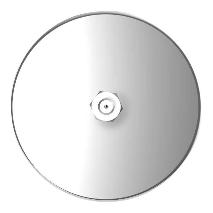 VIS - CACHE-VIS TESA Vis adhésives rondes - Pour brique & pierre -