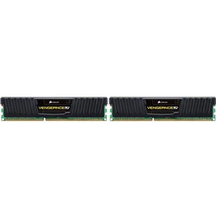 MÉMOIRE RAM CORSAIR Mémoire PC DDR3 1600MHz 16GB 2x240 Dimm, V